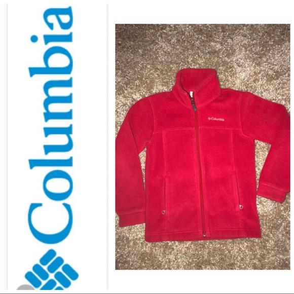Columbia Other - Columbia fleece jacket